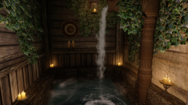 For sure - who else in Riften has such a fine bath
