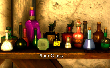 Plain Glass  Overview