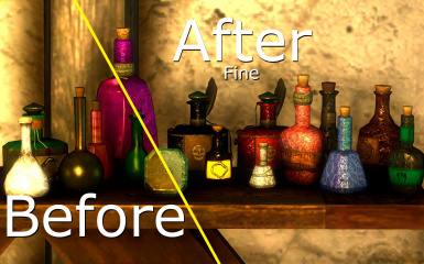 Fine Before-After