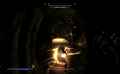 Cast Fast Healing from the Spell Ring