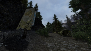 Entering Whiterun From Eastmarch