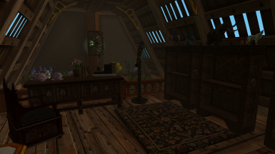 A Cozy Library
