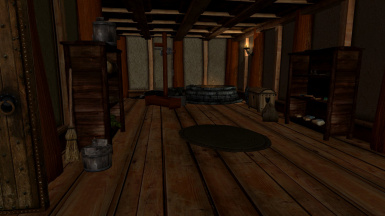 New Smithing Room