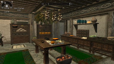 Lakeview Manor Kitchen 1