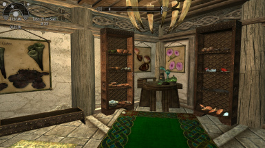 Lakeview Manor Alchemy Room