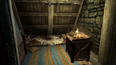 Upgraded furniture for Lydia