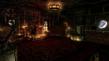 Bedroom for Vampires