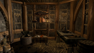 Smithing Equipment and Storage