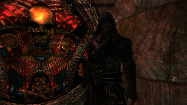 Ebony Chainmail and Elicors Armor
