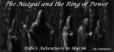 The Nazgul and the Ring of Power