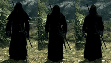 Nazgul Armor Comparisson