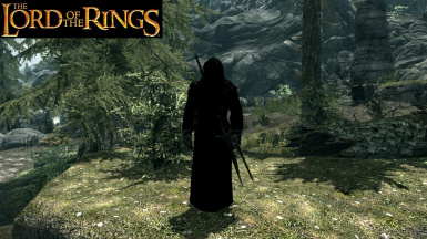 Nazgul Normal Robes