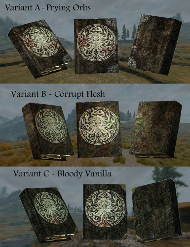 Optional - Black Book Variants