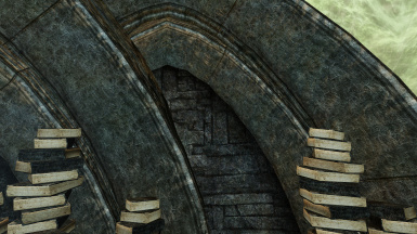 Stone Wall - Archway Texture Variants