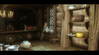 Whiterun - New Interiors
