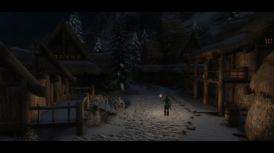 Winterhold at its best