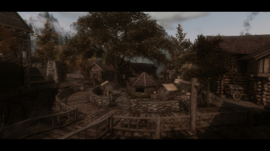 Early morning in Riften II