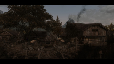 Early morning in Riften I