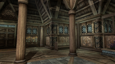 Whiterun - Temple of Kynareth 1