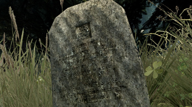 Gravestones at Riften and Falkreath Cemetery 2