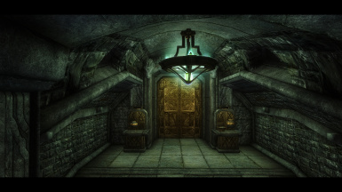Walls - Floor - Doors - Dwemer Textures - BETA