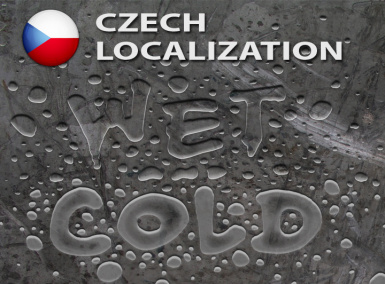 Wet and Cold - Czech Localization