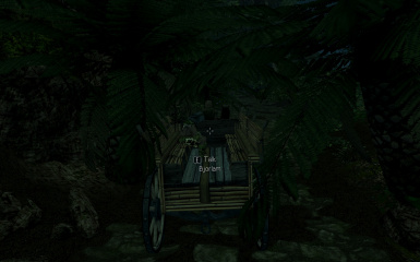 Tropical Skyrim can have trees too close to the path but most are now no problem