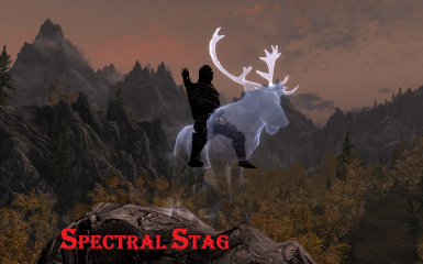Spectral Stag