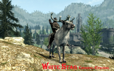 White Stag in Oblivion