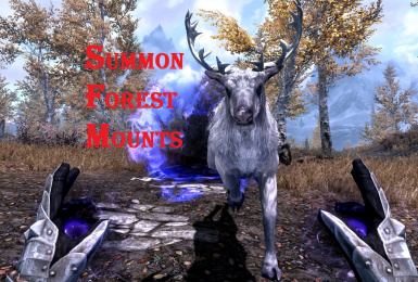 Summon Forest Mounts