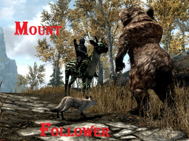 Mount and Follower