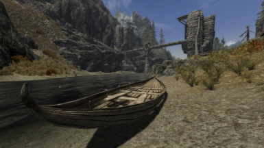 Valtheim Towers Boat