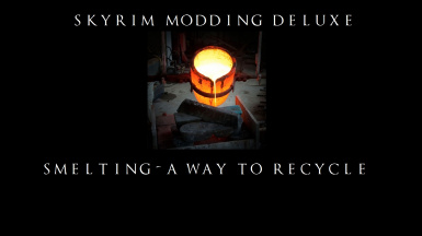 Smelting - A way to recycle