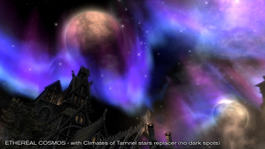 Climates of Tamriel stars replacer