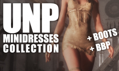 UNP Minidresses Collection
