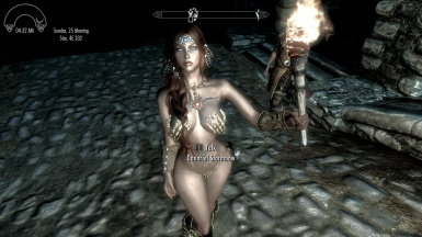 Adec body and lady of death armor
