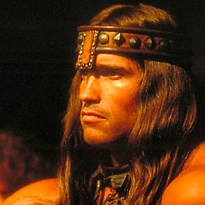 CONAN THE BARBARIAN outfits