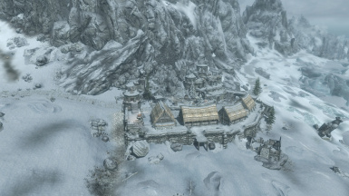 Legendary Cities  - Tes Arena - Skyrim Frontier Fortress