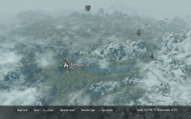 Noth Keep Location