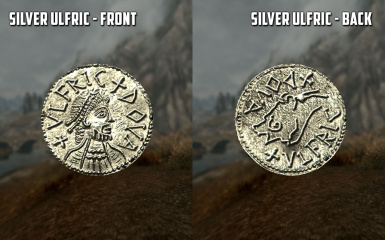 Ulfric - Front Back