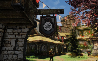 Unique Inn Signs HD