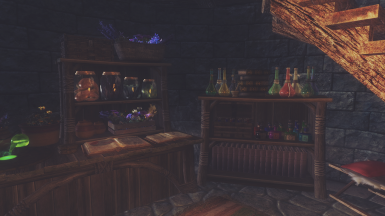 Alchemy storage