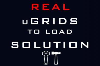 real uGrids to load solution