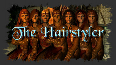 The Hairstyler Title 800