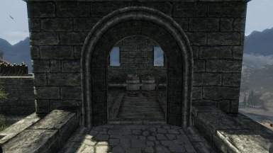 Solitude Guards and Soldiers Barracks