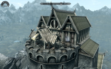 The Eastern Crafting Tower