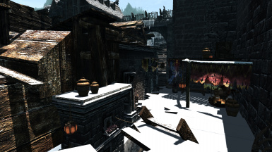 Fine Goods from Morrowind_The Gray Quarter - Dragonborn