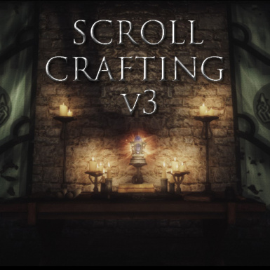 Skyrim Scroll Crafting