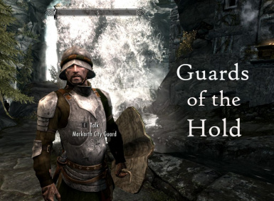 Guards of the Hold at Skyrim Nexus - mods and community