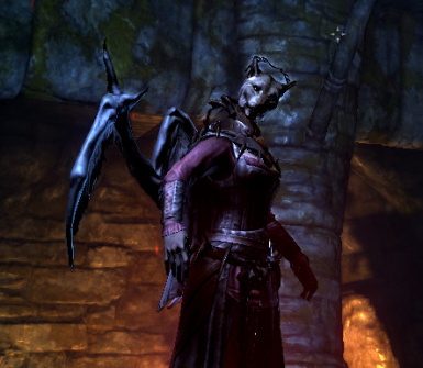 Vampire Lord Immersive Appearance at Skyrim Nexus - mods and community